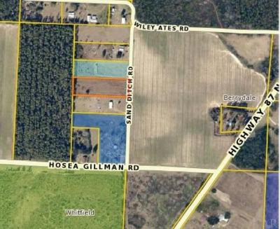 Jay Residential Lots & Land For Sale: Sand Ditch Rd