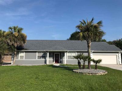 Milton Single Family Home For Sale: 7620 San Ramon Dr