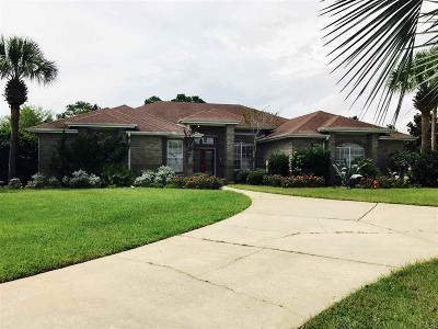 Pensacola Single Family Home For Sale: 1024 Bonita Dr