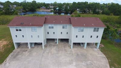 Gulf Breeze Condo/Townhouse For Sale: 2730 Bay St