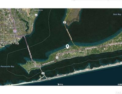 Gulf Breeze Residential Lots & Land For Sale: 1601 Balihai Ct
