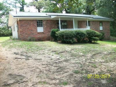 Century Single Family Home For Sale: 6050 Hwy 4