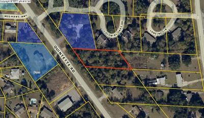 Pace Residential Lots & Land For Sale: Quintette Rd