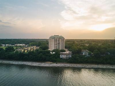 Pensacola Condo/Townhouse For Sale: 1700 Scenic Hwy #902