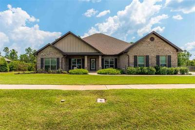 Pace Single Family Home For Sale: 2745 Tulip Hill Rd