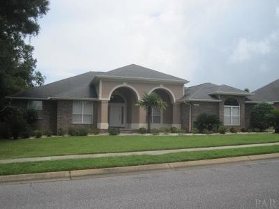 Pensacola Single Family Home For Sale: 6021 Chapman Cir