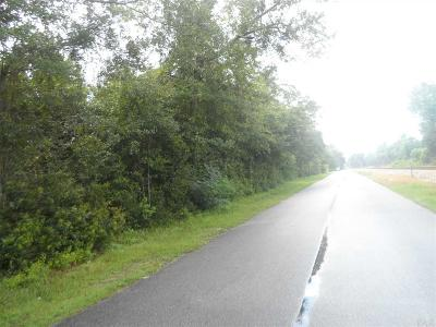 Cantonment Residential Lots & Land For Sale: 900 Old Novak Rd