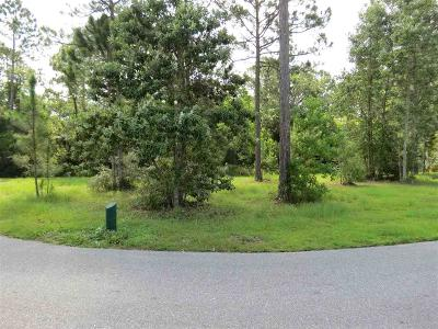 Gulf Breeze Residential Lots & Land For Sale: E 1772 Smugglers Cove Dr