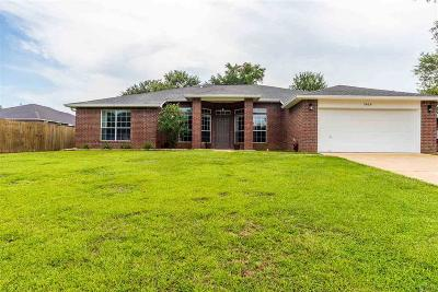 Cantonment Single Family Home For Sale: 2629 Youngwood Ln