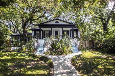 Pensacola Single Family Home For Sale: 1017 Fairnie Ave