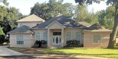 Pensacola Single Family Home For Sale: 3115 Brittany Ter