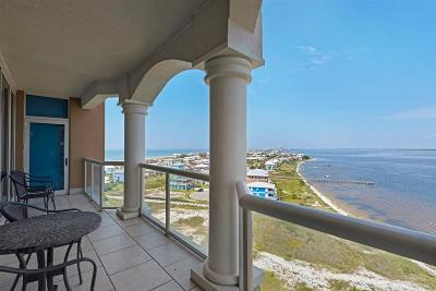 Pensacola Beach Condo/Townhouse For Sale: 4 Portofino Dr #1008