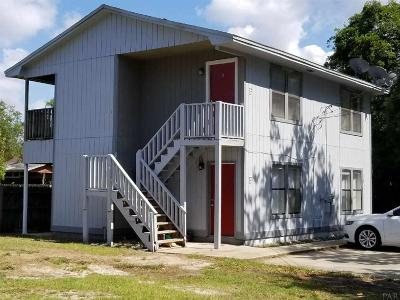 Gulf Breeze Multi Family Home For Sale: 3175 Laurel Dr #A-B