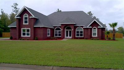 Milton Single Family Home For Sale: 5688 Heatherton Rd