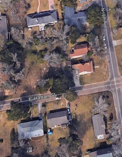 Pensacola Residential Lots & Land For Sale: E 1500 Hatton St