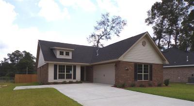 Pensacola Single Family Home For Sale: 6061 Twenty One Oaks Dr