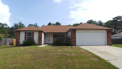 Navarre Single Family Home For Sale: E 9353 River Dr