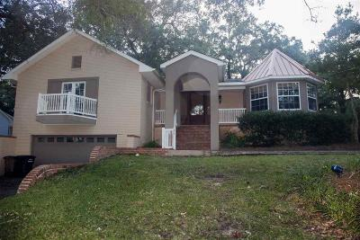 Pensacola Single Family Home For Sale: 1817 Yates Ave