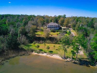 Pensacola Single Family Home For Sale: 9800 Noriega Dr