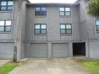 Gulf Breeze Rental For Rent: 200 Pensacola Beach Rd #D-3
