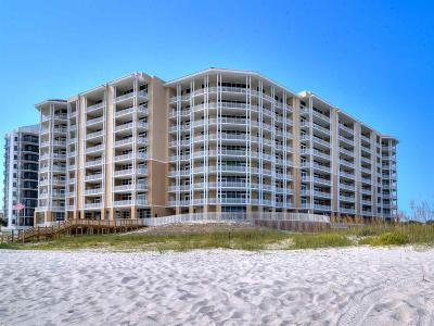 Perdido Key Condo/Townhouse For Sale: 13333 Johnson Beach Rd #607