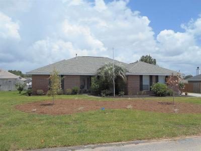Pensacola Single Family Home For Sale: 6028 Firefly Dr