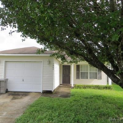 Pensacola Rental For Rent: 1062 Antigua Cir
