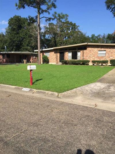 Pensacola Rental For Rent: 3790 Tom Lane Dr