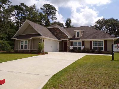 Pensacola Single Family Home For Sale: 5129 Wheeler Way