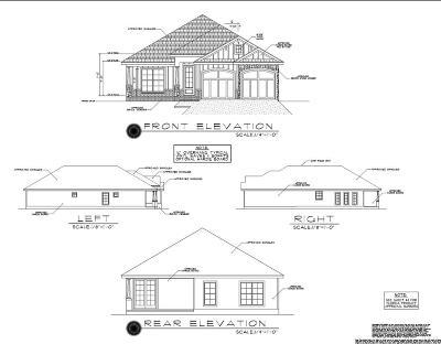 Pensacola Single Family Home For Sale: E 922 Bobe St