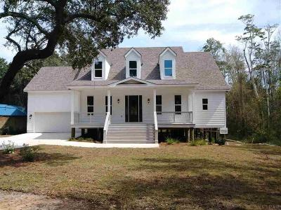 Navarre Single Family Home For Sale: 2008 Plantation Oaks Dr