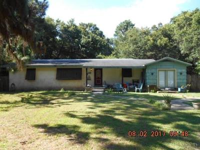 Pensacola Single Family Home For Sale: 1415 Lansing Dr
