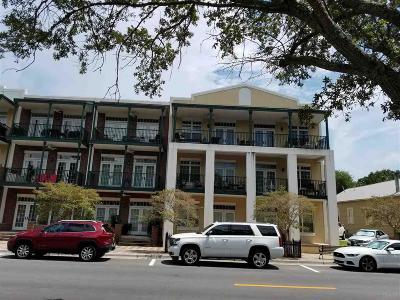 Pensacola Condo/Townhouse For Sale: S 108 Alcaniz St #306