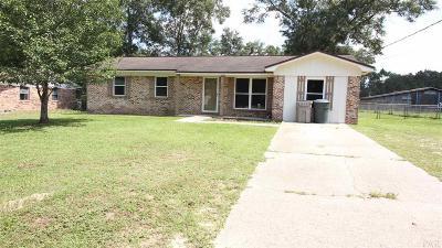 Cantonment Single Family Home For Sale: 749 Gonzalez Park Dr