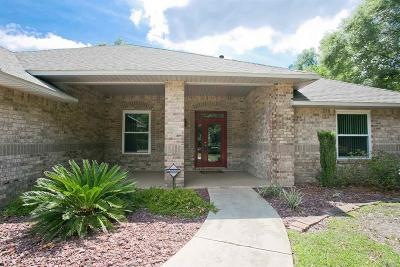 Pace Single Family Home For Sale: 5200 Crystal Creek Dr