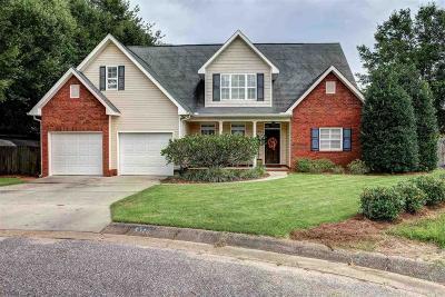Pensacola Single Family Home For Sale: 5320 Potosi Ct