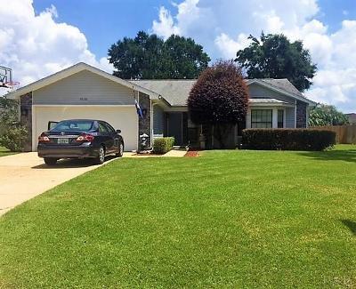 Cantonment Single Family Home For Sale: 3228 Copper Ridge Cir