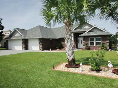 Milton Single Family Home For Sale: 6648 Ski Ln