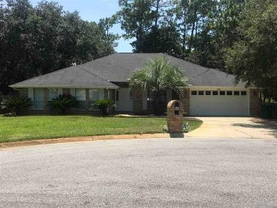 Navarre Single Family Home For Sale: 9295 Vandivere Dr