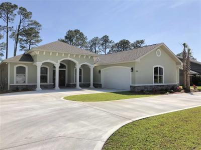 Gulf Breeze Single Family Home For Sale: 3813 Tiger Point Blvd