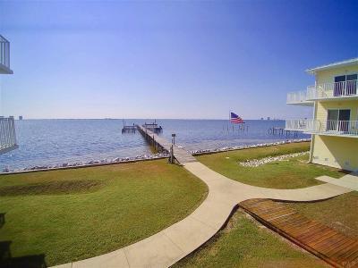 Gulf Breeze Condo/Townhouse For Sale: 888 Sound Harbor Cir