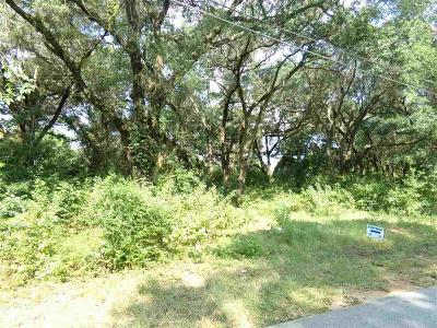 Pace Residential Lots & Land For Sale: 12 Evelyn St