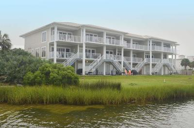 Pensacola Beach Condo/Townhouse For Sale: 454 Ft Pickens Rd