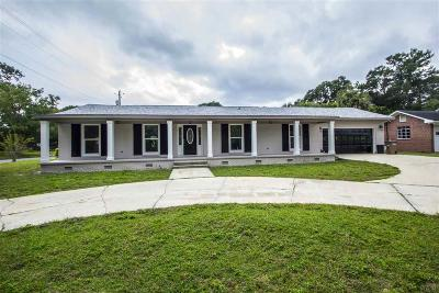 Pensacola Single Family Home For Sale: E 1921 Fisher St