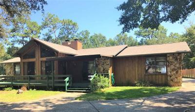 Pensacola Single Family Home For Sale: 1090 Perdido Manor Rd