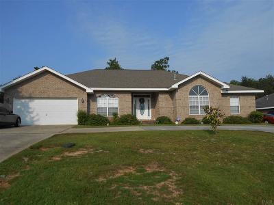Cantonment Single Family Home For Sale: S 380 Hwy 97