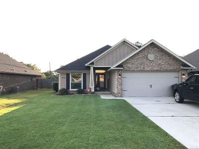 Cantonment Single Family Home For Sale: 2587 Fiddlers Cir