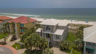 Perdido Key Single Family Home For Sale: 1218 Parasol Pl