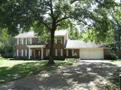 Pensacola Single Family Home For Sale: 4341 Heart Pine Cir