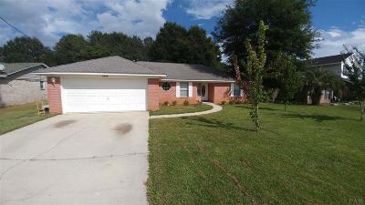 Milton Rental For Rent: 6946 Cedar Ridge Cir